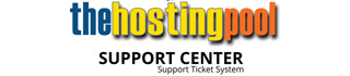 thehostingpool :: Support Ticket System